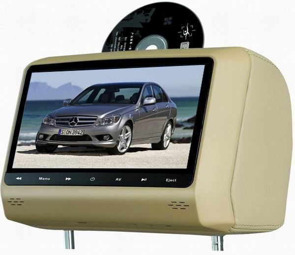 màn hình gối đầu xe ô tô