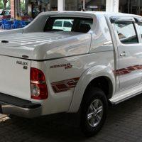 Nắp thùng thấp Carryboy GRX cho xe Toyota Hilux