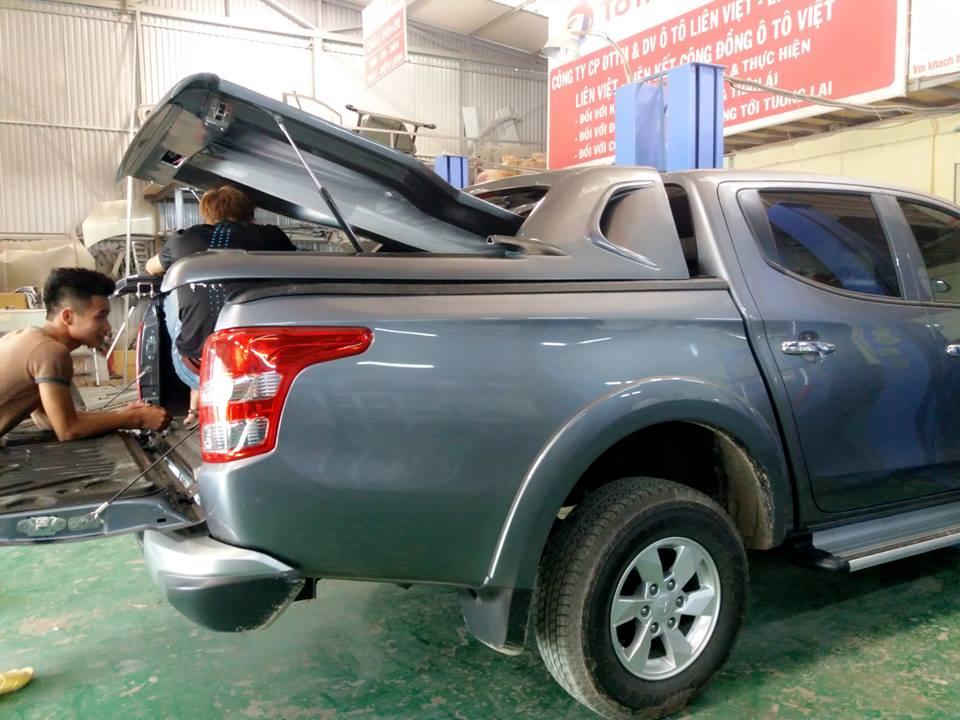 Chuyên Nắp thùng triton 2016 sản phẩm chính hãng