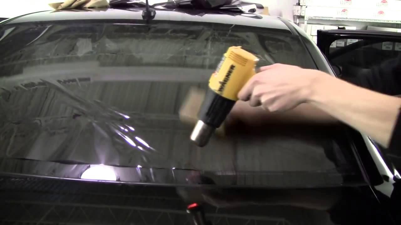 Phim cách nhiệt xe ô tô giá tụt quần