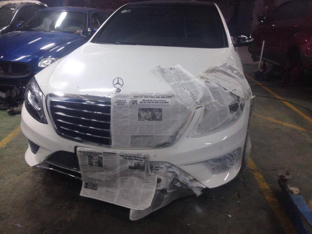 Vá dậm xe ô tô  giá cực tốt tại cầu giấy