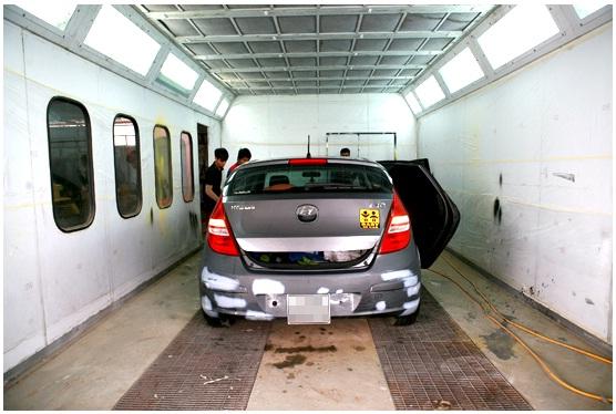 Bảng giá sơn xe ô tô mới nhất giá tốt ko chặt chém