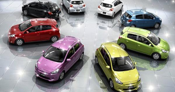 Han cung cấp Bảng giá sơn xe ô tô mới nhất 2017