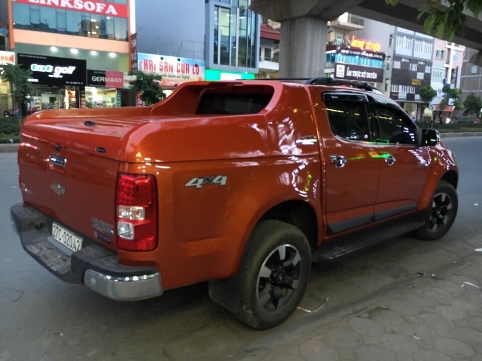 Nên mua Nắp thùng carryboy Thái Lan ở đâu tại Hà Nội